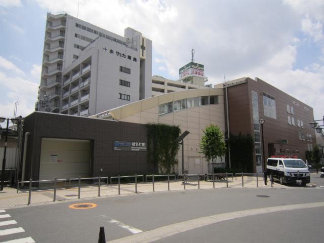 椎名町駅舎