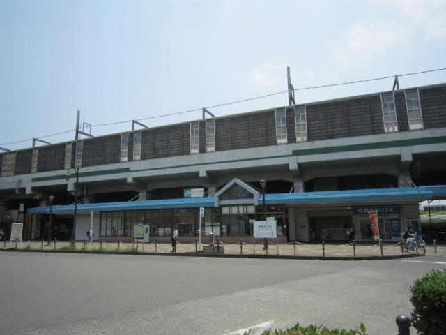浮間舟渡駅舎