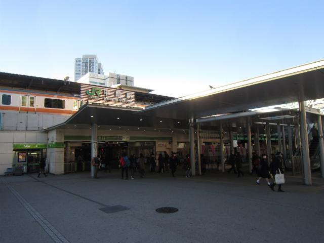 中野北口駅舎