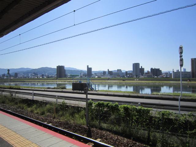 三滝太田川