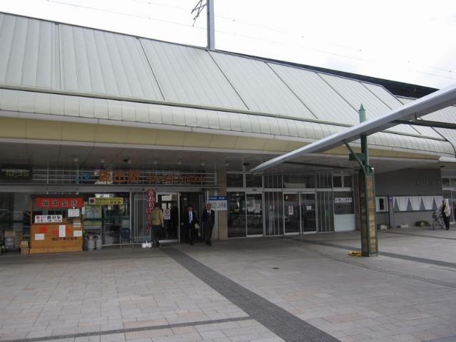 坂出駅 駅舎