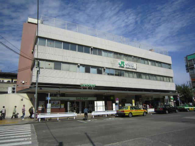 中野南駅舎