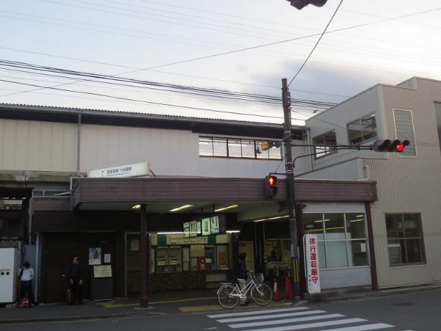 六地蔵(京阪) 駅舎