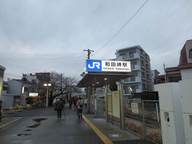 和田岬 JR駅舎