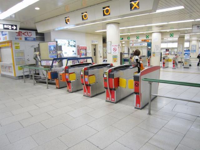 京都地下鉄中1