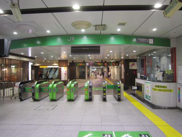東京八重洲地下中央口