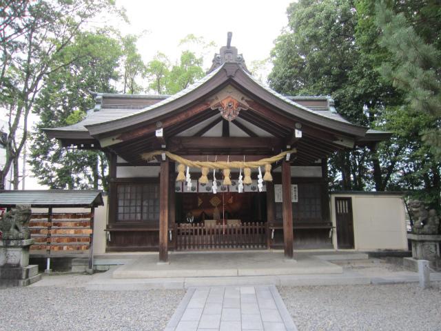 田県神社前奥の院