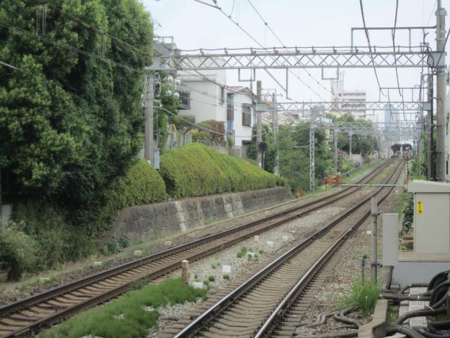 新代田隣駅