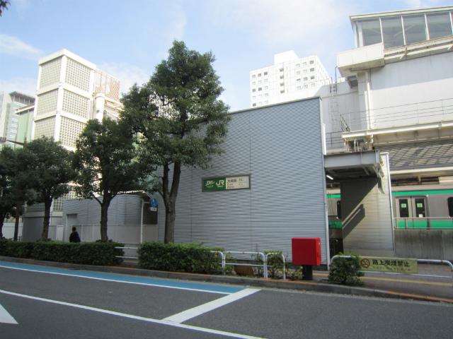 大崎西口駅舎