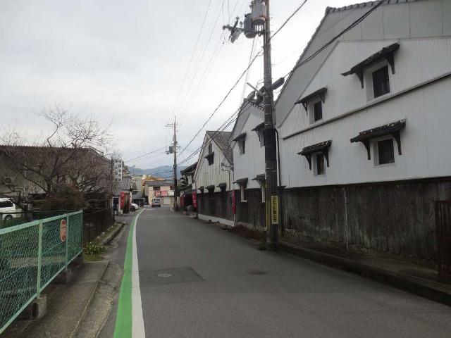 山城青谷駅 駅周辺