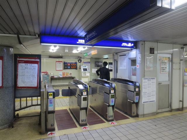 北浜 京阪入口