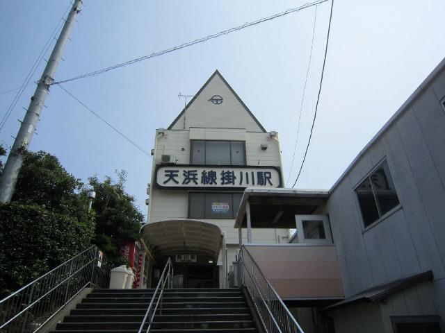 掛川天浜駅舎