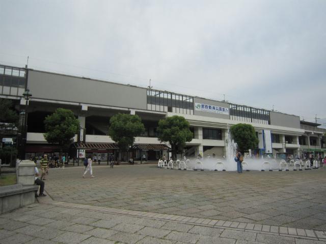 葛西臨海公園駅舎