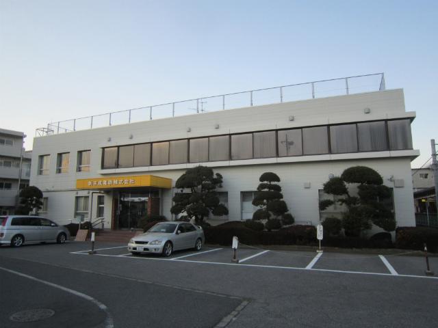 くぬぎ山新京成本社