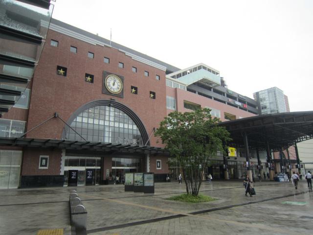 大分北駅舎