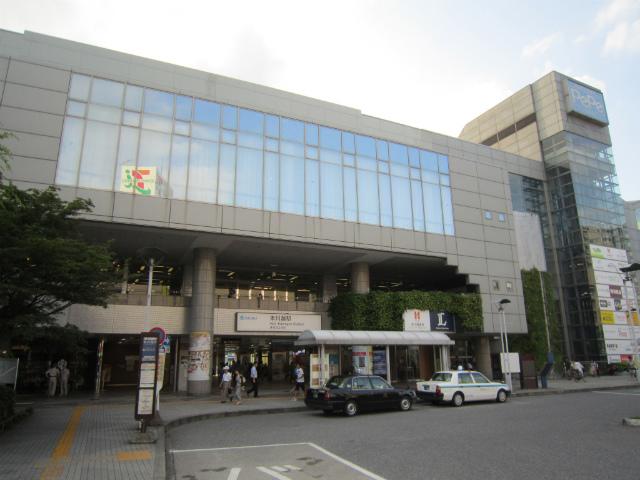 本川越東口駅舎
