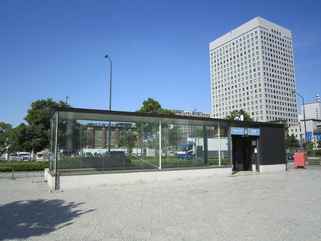 馬車道駅舎