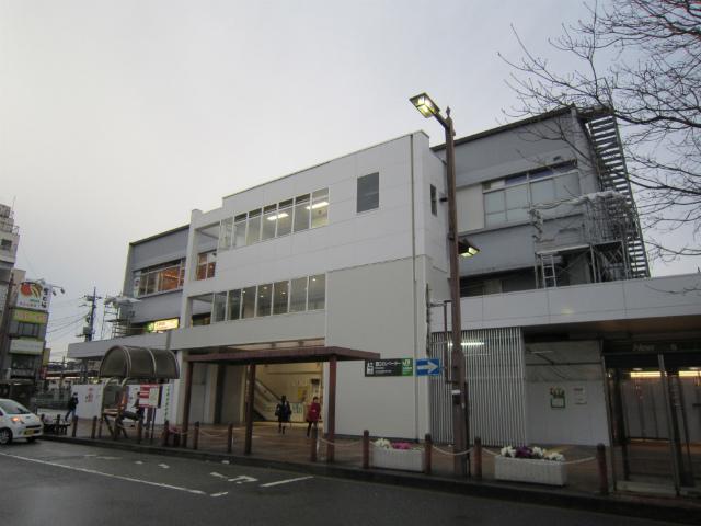 北浦和駅舎