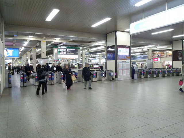 阪急梅田 3f2