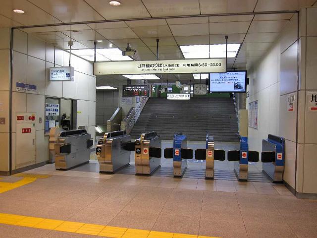 京都駅 八条東口