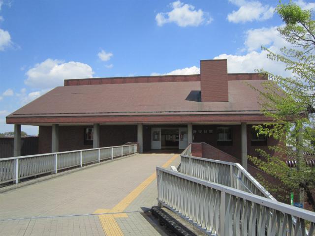 新守谷駅舎