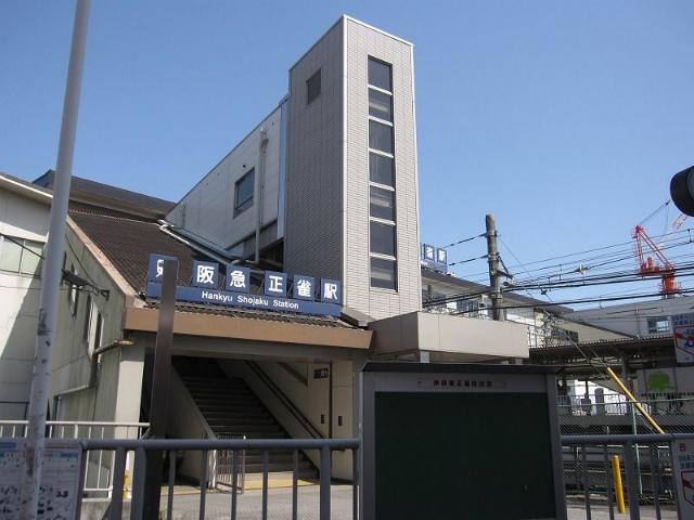 正雀 駅舎
