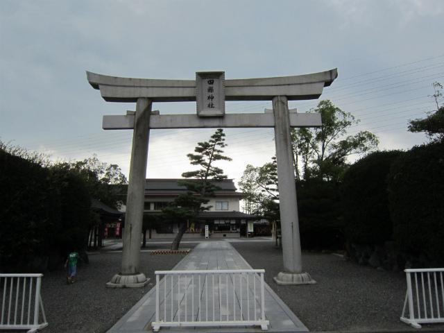 田県神社前神社