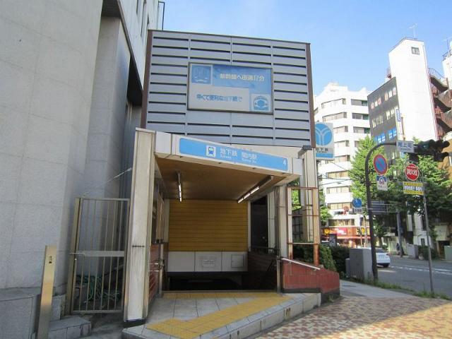 関内地下鉄