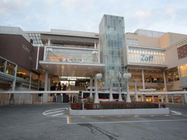 たまプラ南口駅舎
