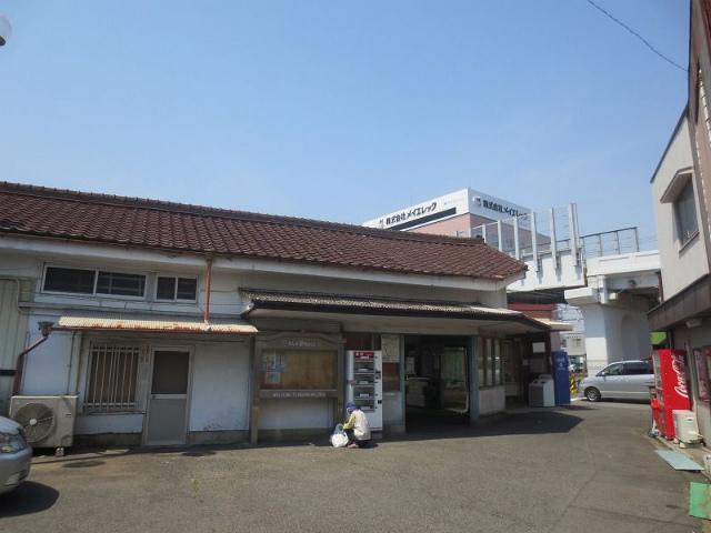 西枇杷島 駅舎