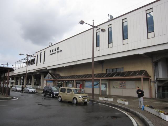 茶屋町駅 駅舎