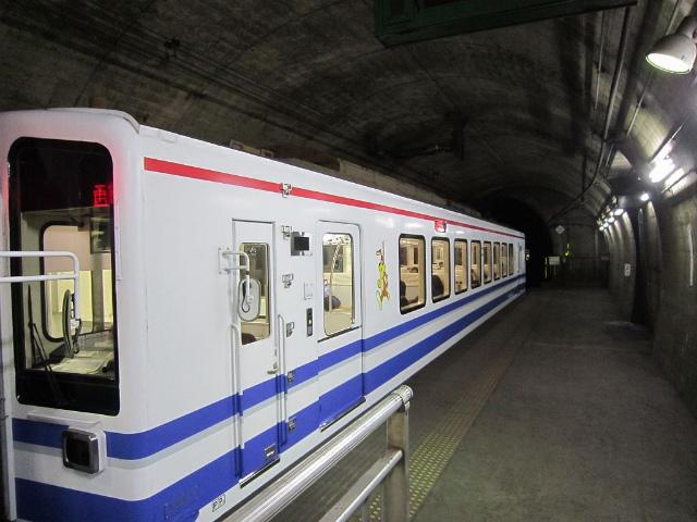 美佐島電車