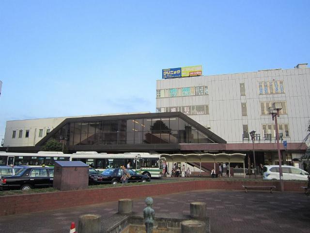 四街道駅舎