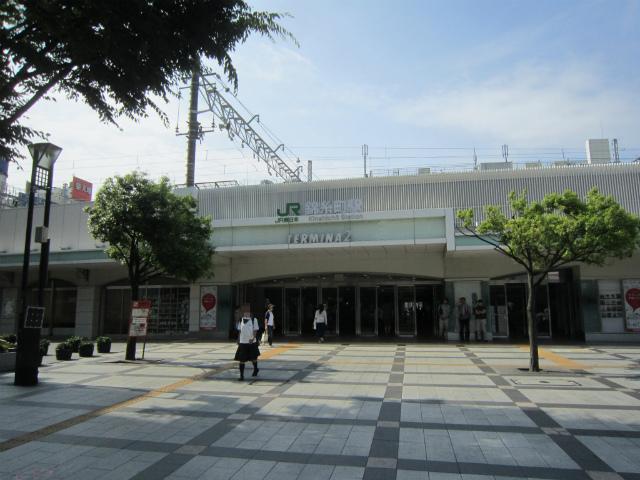 錦糸町北口駅舎
