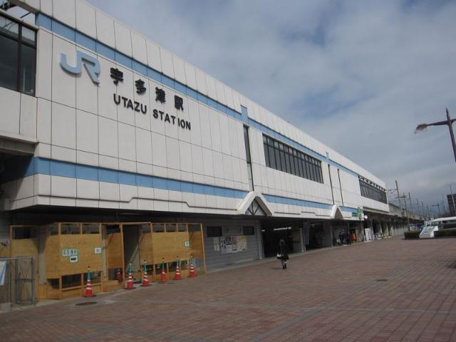 宇多津駅 駅舎